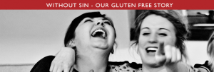 our gluten free story