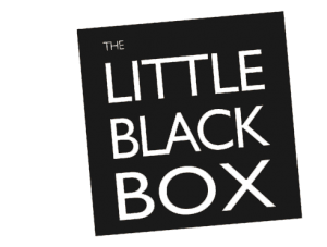 the little black box - black background