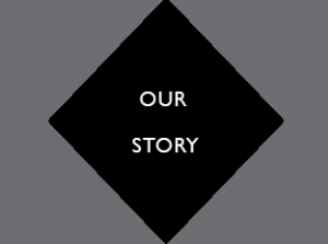 our story logo for being gluten free