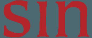 the sin logo