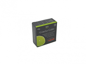our brand new gimlet cake