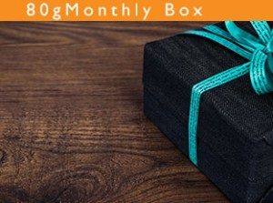 80g subscription box